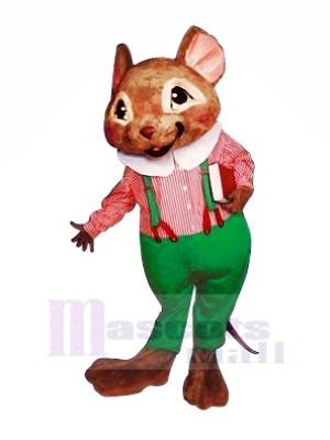 Wunderschönen Maus mit Groß Ohren Maskottchen Kostüme Tier