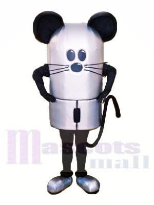 Grau Maus Maskottchen Kostüme Tier