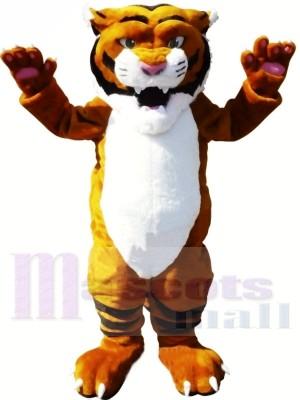 Leistung Heftig Tiger Maskottchen Kostüme