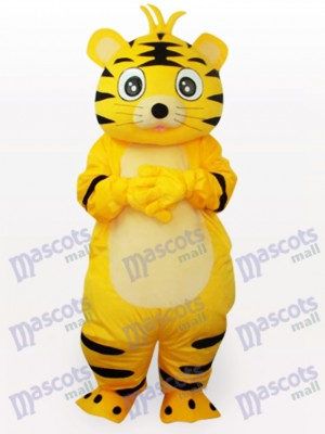 Smart Tiger Tier Maskottchen Kostüm für Erwachsene