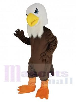 Adler maskottchen kostüm