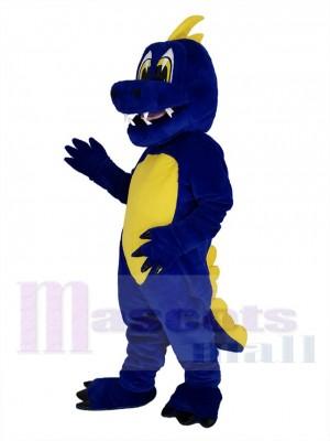 Dinosaurier maskottchen kostüm