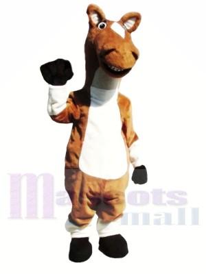 Süß Leicht Pferd Maskottchen Kostüme