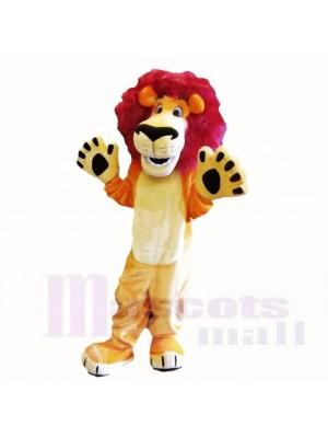 Freundlich Leicht Tier Löwe Maskottchen Kostüme Karikatur