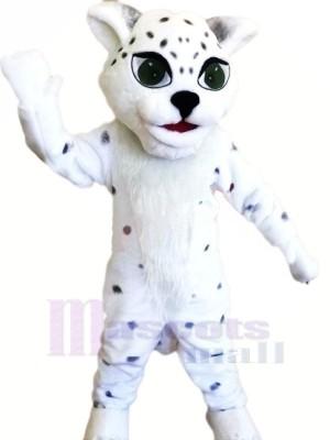 Schnee Leopard Maskottchen Kostüme Billig