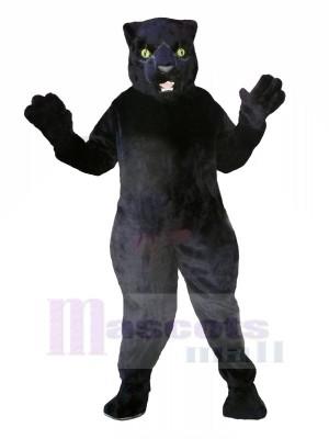 Heftig Leicht Schwarz Panther Maskottchen Kostüme