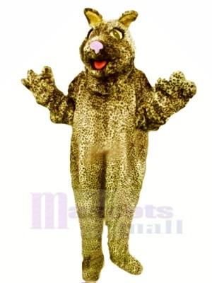 Stark Jaguar Maskottchen Kostüme Billig