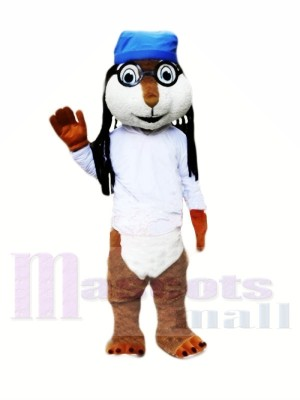 Kühler Chipmunk Maskottchen Kostüme