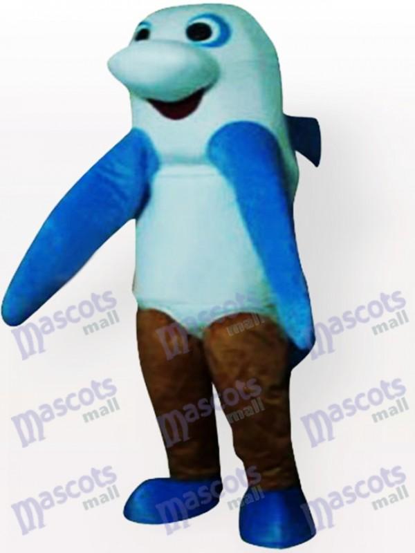 Sea Monster Ocean Maskottchen Kostüm für Erwachsene