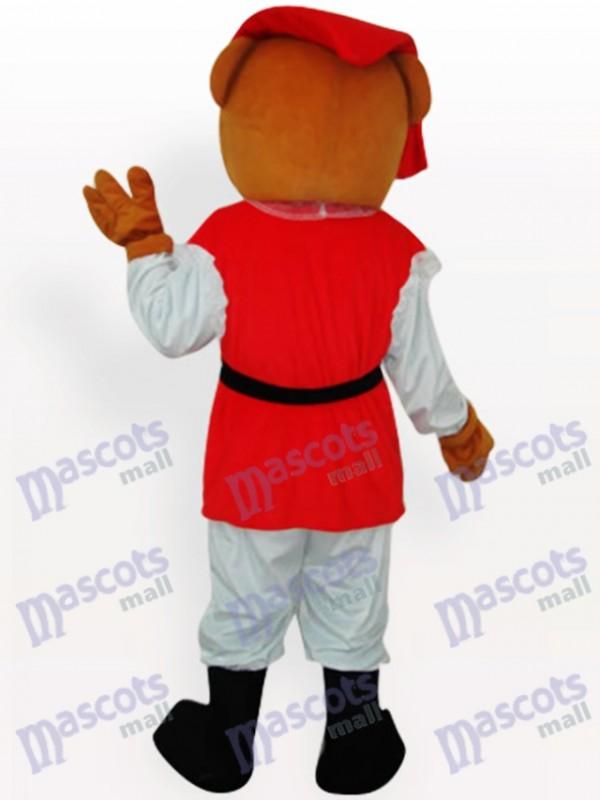 Privat Bär Tier Maskottchen Kostüm