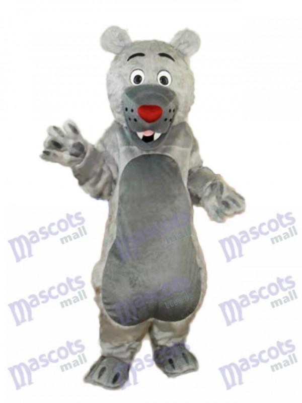 Greymouth Bären Maskottchen erwachsenes Kostüm Tier