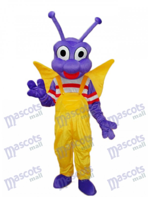 Bobo Toot Maskottchen Kostüm für Erwachsene Insekt