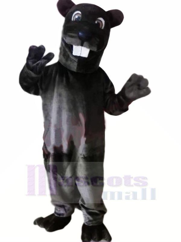 Schwarz Leopard Maskottchen Kostüme Tier