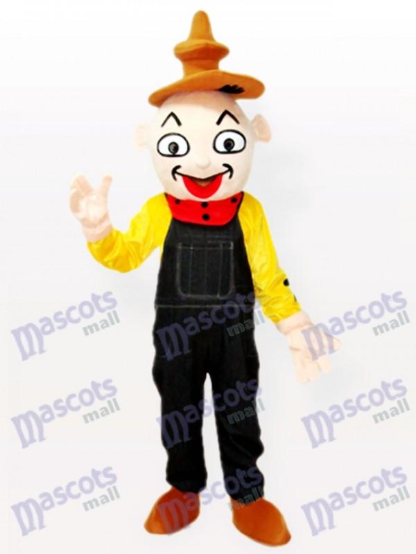 Clown Party Maskottchen Kostüm für Erwachsene