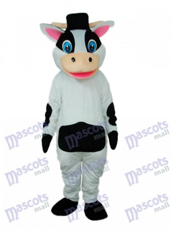 Merkwürdiges Kuh-Maskottchen-erwachsenes Kostüm-Tier