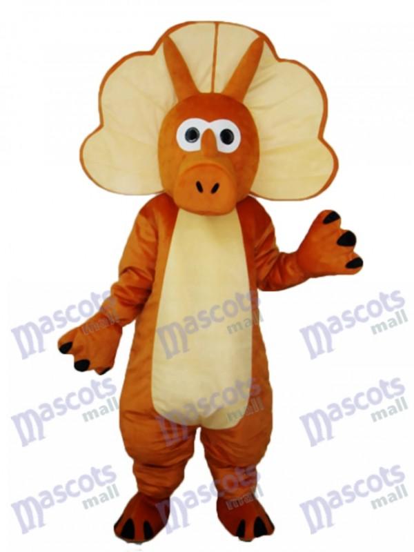 Stegosaurus Maskottchen Erwachsene Kostüm Tier