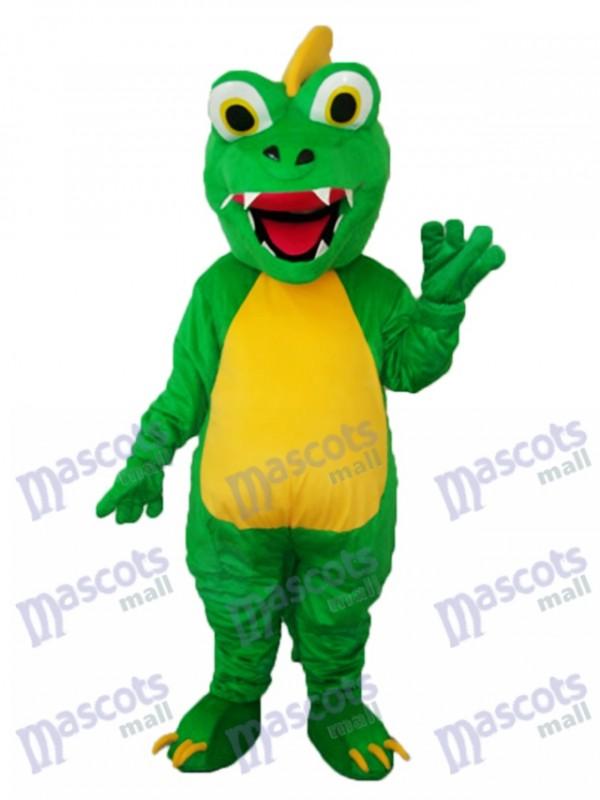 Big Thorn Dinosaurier Maskottchen Erwachsene Kostüm Tier