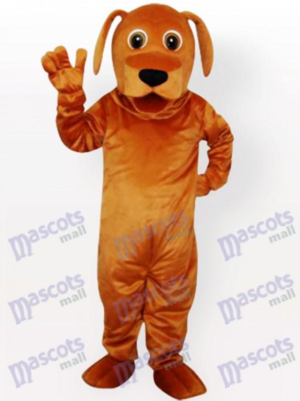 Großer Hund Maskottchen Kostüm für Erwachsene