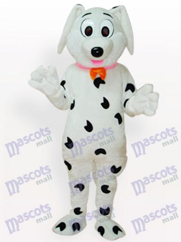 Fleck-Hund Tier Maskottchen Kostüm für Erwachsene