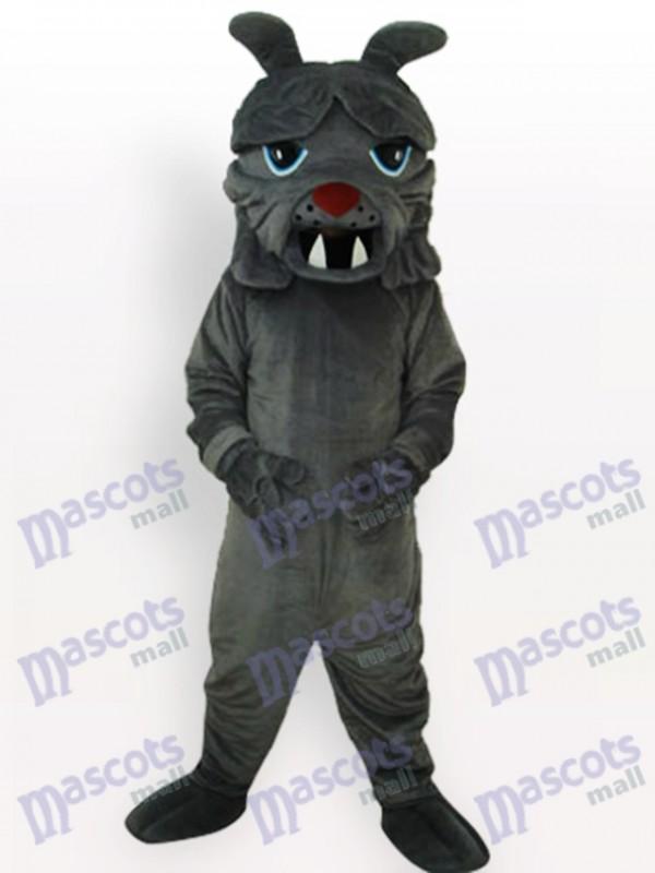 Sharpei Hund Tier Maskottchen Kostüm für Erwachsene