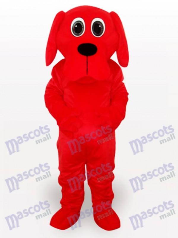 Red Rooney Maskottchen Kostüm für Hunde