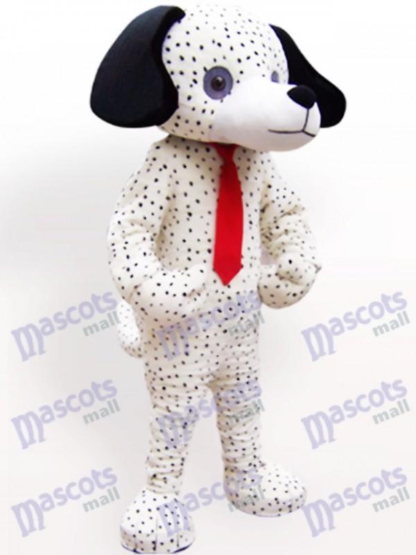 Dalmatiner Hund Tier Maskottchen Kostüm