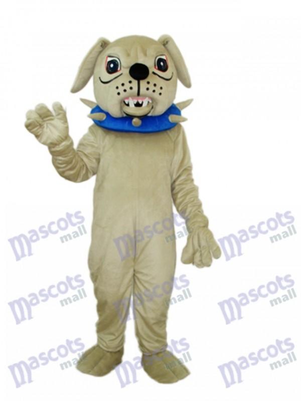 Angry Hund Maskottchen Erwachsene Kostüm Tier