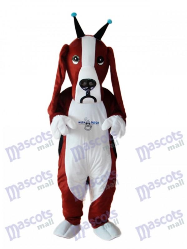 Revised Basset Dog Maskottchen Adult Kostüm Tier