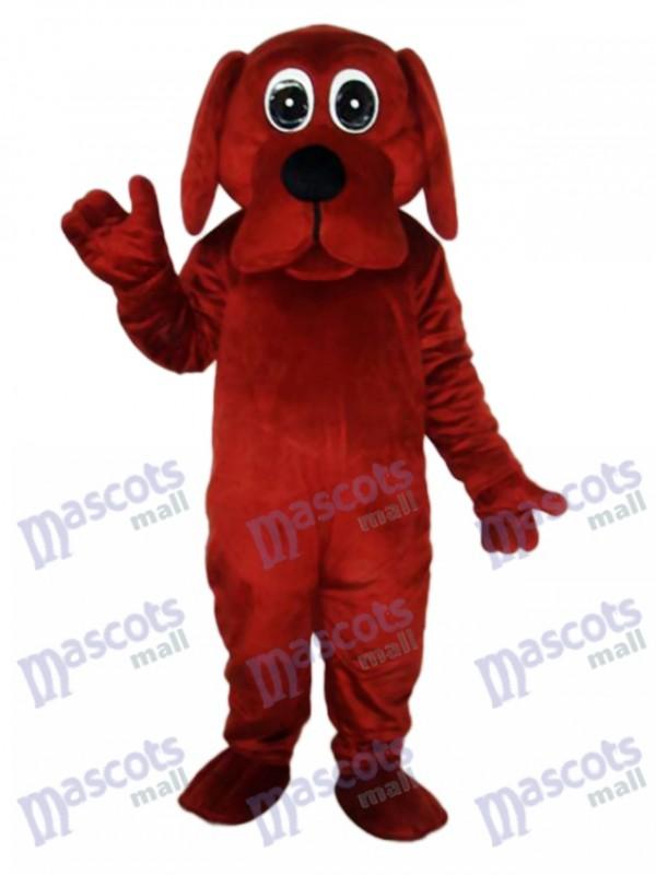 Rooney Brown Dog Maskottchen Adult Kostüm Tier