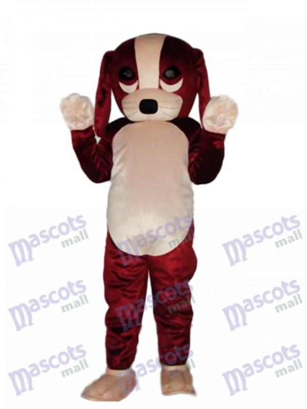 Fortune Dog Maskottchen Adult Kostüm Tier