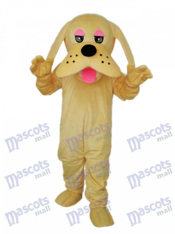 Hound Dog Maskottchen Adult Kostüm Tier