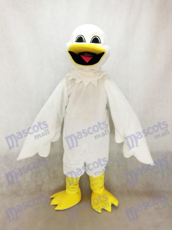 Weiß Harold Vogel Maskottchen Kostüm
