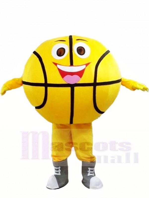 glücklich Basketball Sport Schule Maskottchen Kostüme