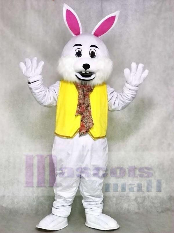 Wendell Weiße Weste Hase Ostern Hase Maskottchen Kostüme Tier