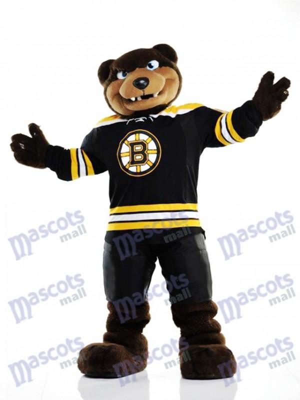 Klinge das Bruin Boston Bruins Bär Maskottchen Kostüm Tier