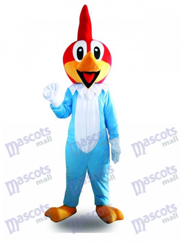 Lustige Ente Cartoon Maskottchen Erwachsenen Kostüm Tier