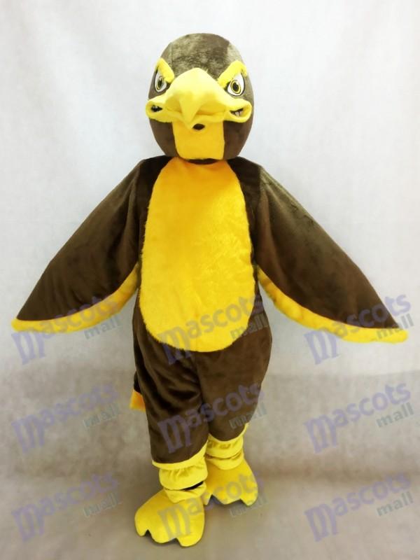 Brown Hawk Falcon Maskottchen Kostüm Tier