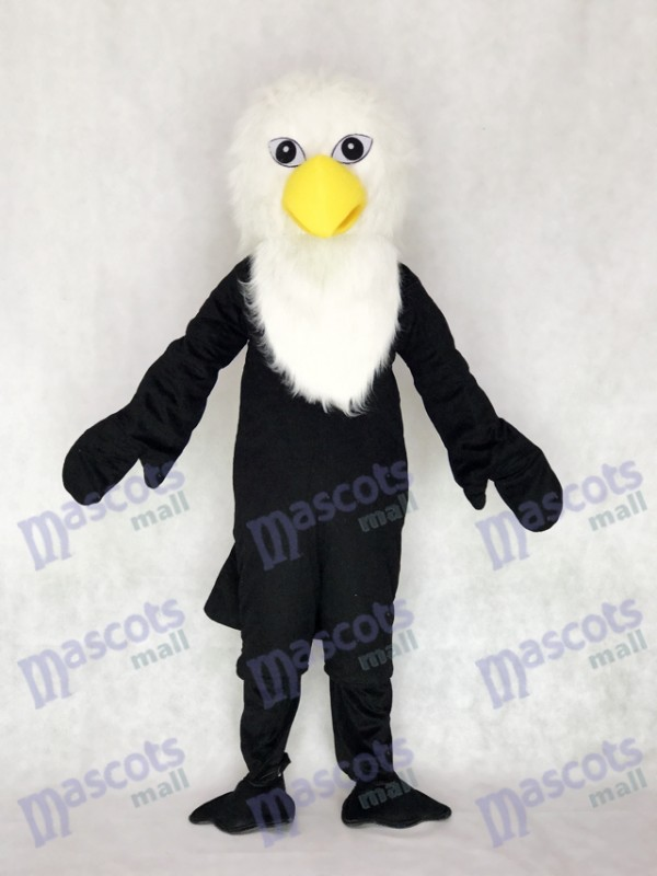 Black Eagle Eagles Maskottchen Erwachsene Kostüm Tier