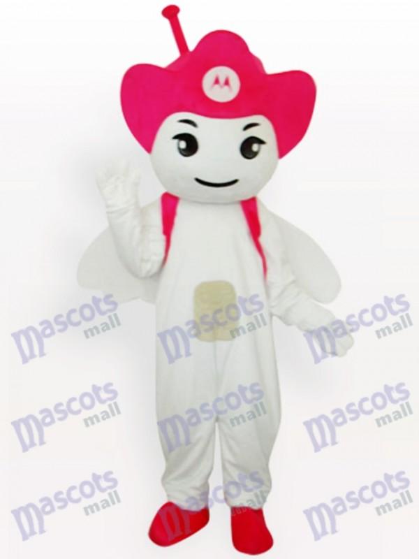 Rose Moto Engel Party Maskottchen Kostüm für Erwachsene