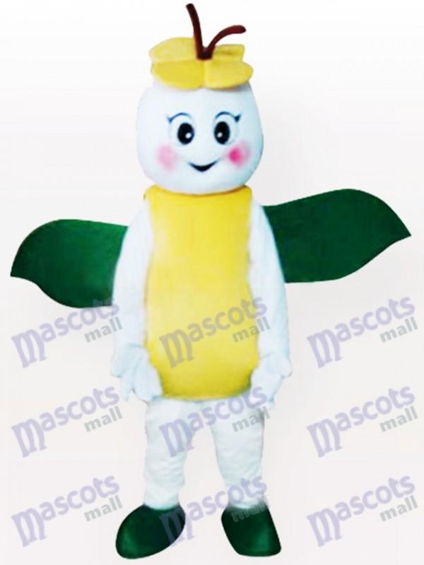 Flower Fairy Maskottchen Kostüm für Erwachsene