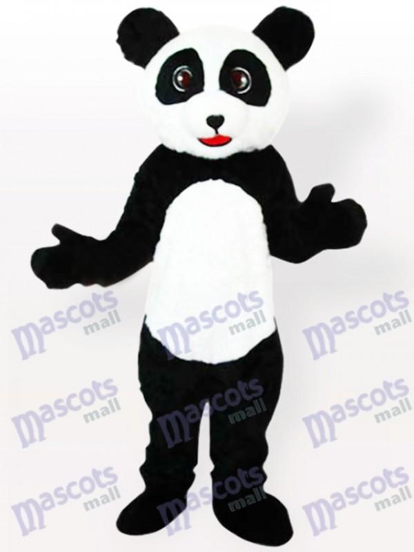 Panda Animal Adult Mascot Costume Type E