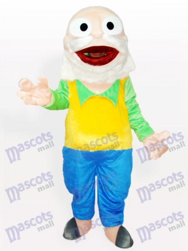 Doktor Du Cartoon Maskottchen Kostüm für Erwachsene
