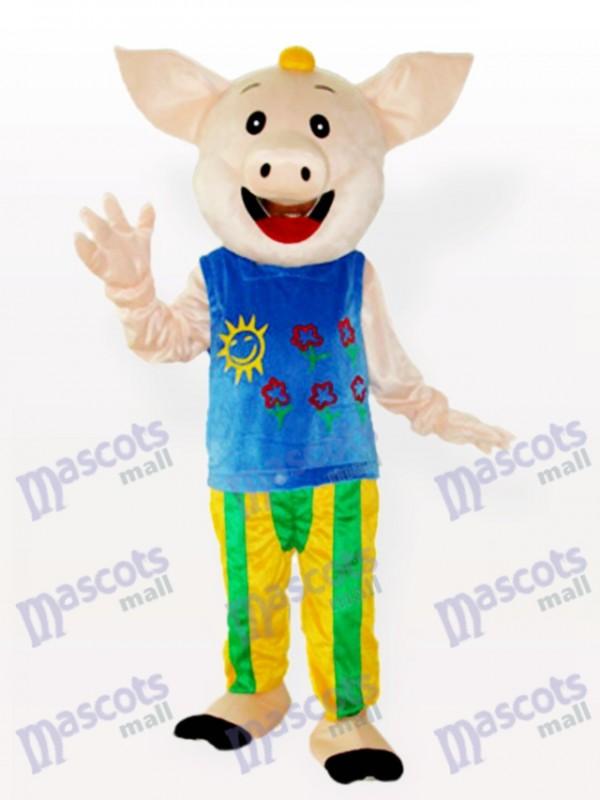Mr.CoCo Schwein Tier Maskottchen Kostüm für Erwachsene