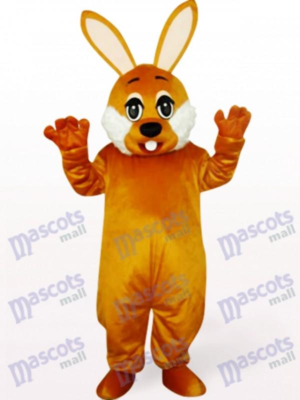 Ostern Brown Bunny Tier Maskottchen Kostüm