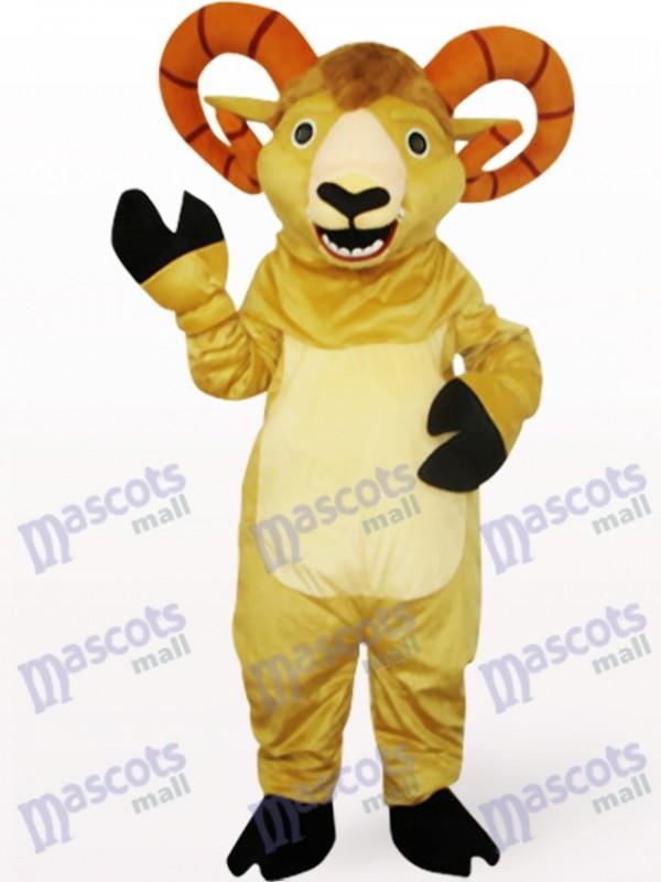 Antilopen Tier Maskottchen Kostüm