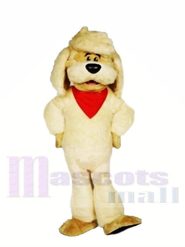 Süß Leicht Gelber Hund Maskottchen Kostüme